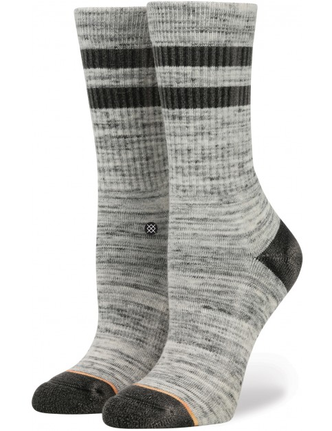 Black Stance Plain Jane Socks