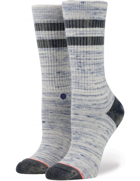 Stance Plain Jane Socks in Navy
