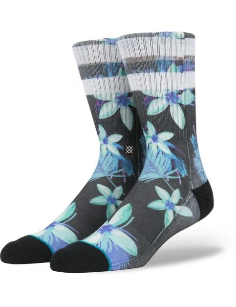 Stance Plume Socks in Black
