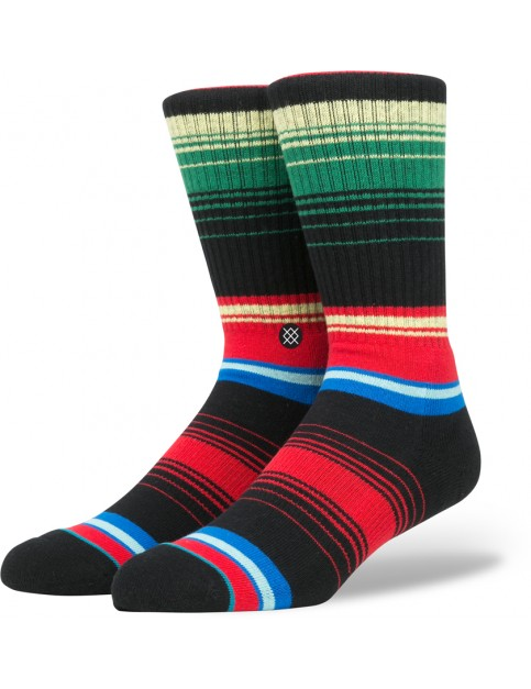 Stance Poniente Socks in Red