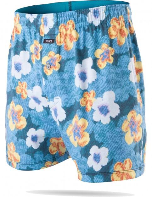 Stance Poppy Underwear in Blue