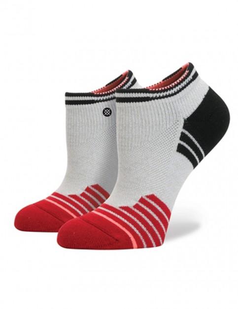 Stance Powerhouse Low Socks in Red