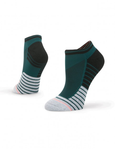 Stance Precision Low No Show Socks in Teal