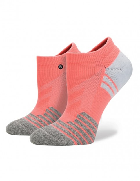 Coral Stance Pro Low Socks