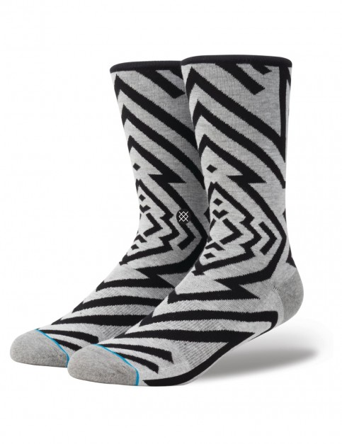 Stance Quest Socks in White