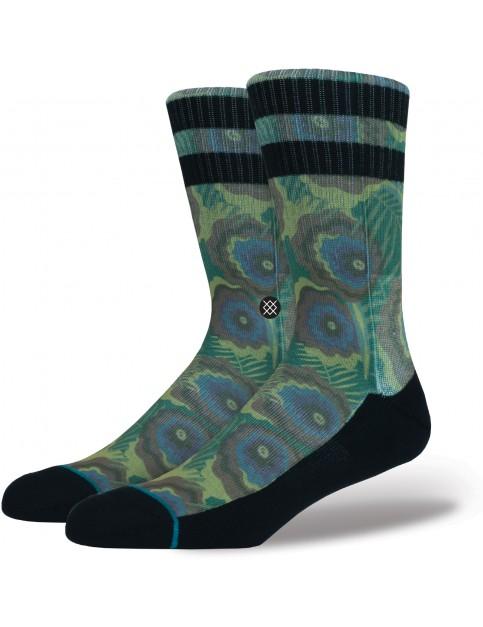 Stance Ramo Crew Socks in Green