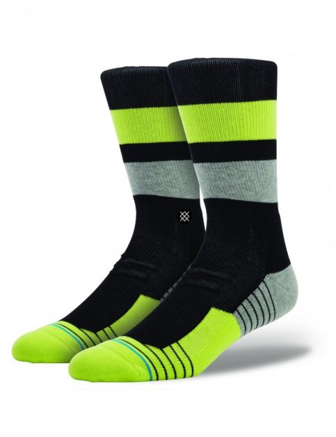 Stance Relic Crew Socks in Black