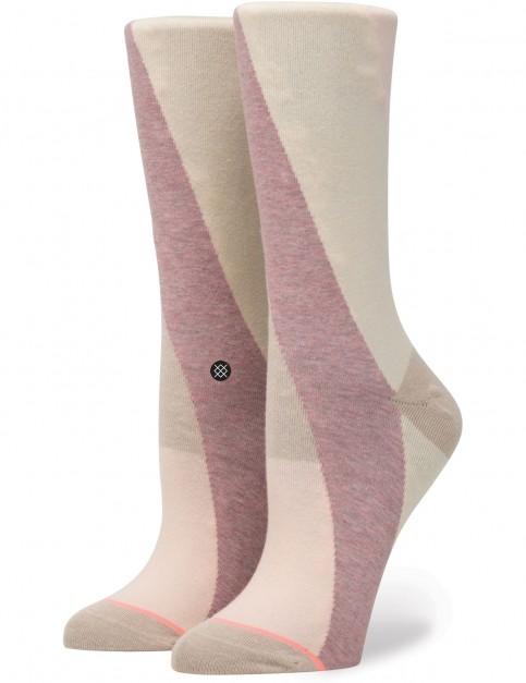 Stance Retrograde Crew Socks in Multi Colour