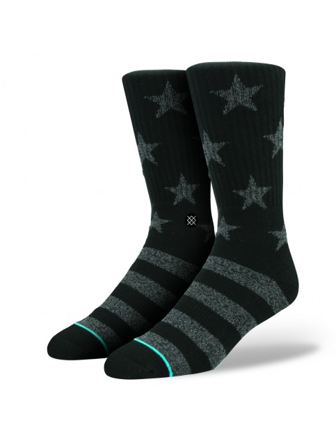 Stance Richmond Socks in Black