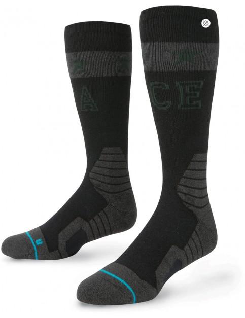 Black Stance Rival Snow Socks