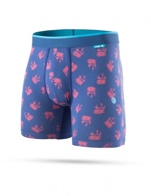 Stance Rose Cutter Underwear in Blue