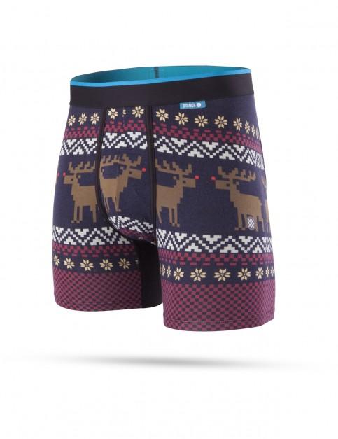 Stance Rudolph Underwear in Multi