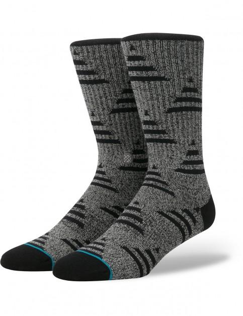 Stance Sagres Crew Socks in Grey