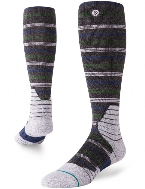 Stance Sammy Snow Socks in Black