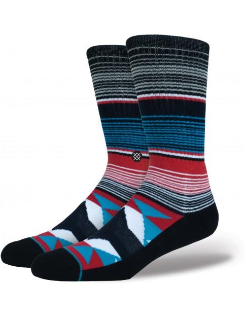 Stance San Blas Crew Socks in Grey