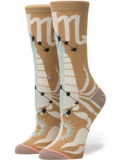Multi Stance Scorpio Crew Socks