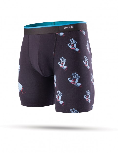 Stance Screaming Hand Underwear in Black