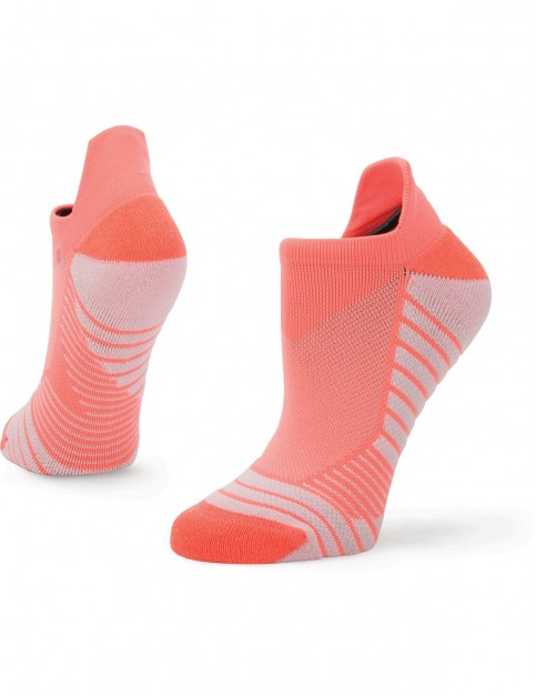 Stance Siella No Show Socks in Pink