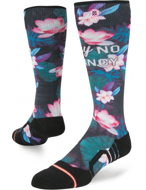Stance Sorry Snow Socks in Black