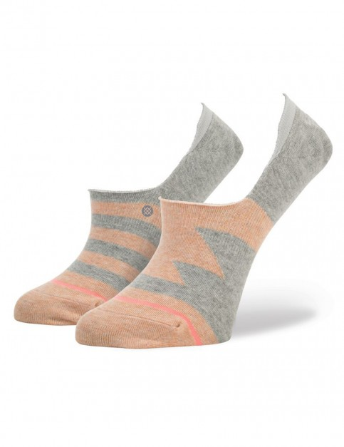 Stance Space Native Socks in Grey Heather
