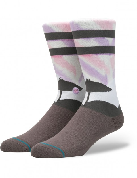 Stance Star Wars Bespin Crew Socks in Grey