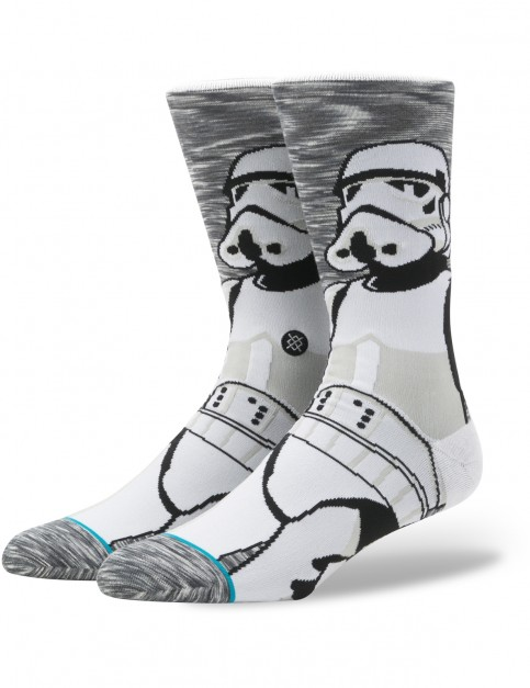Stance Star Wars Empire Crew Socks in Grey