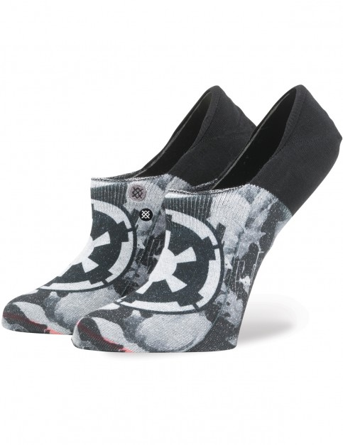Stance Star Wars Empire Sky No Show Socks in Black
