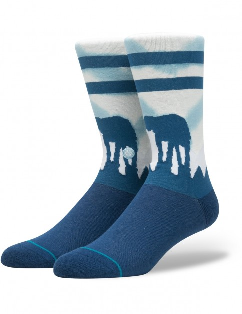 Stance Star Wars Hoth Crew Socks in Blue