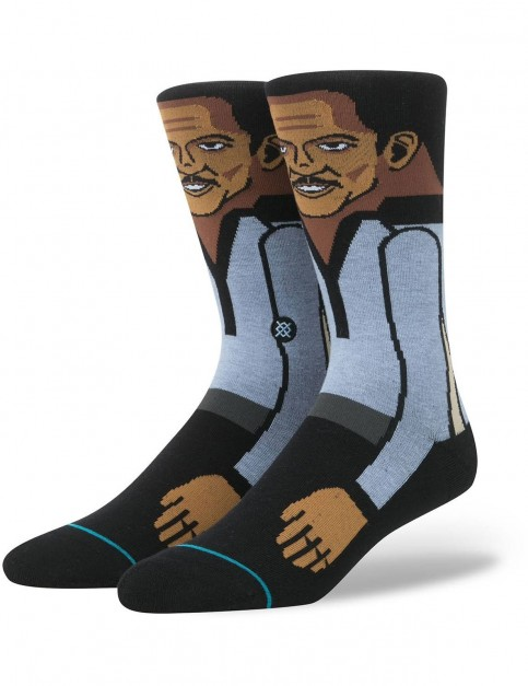 Stance Star Wars Lando Crew Socks in Blue
