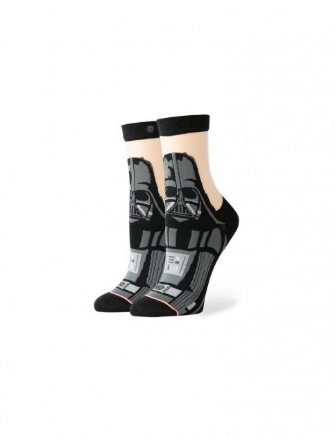 Stance Star Wars Vader Monofilament Ankle Socks in Black