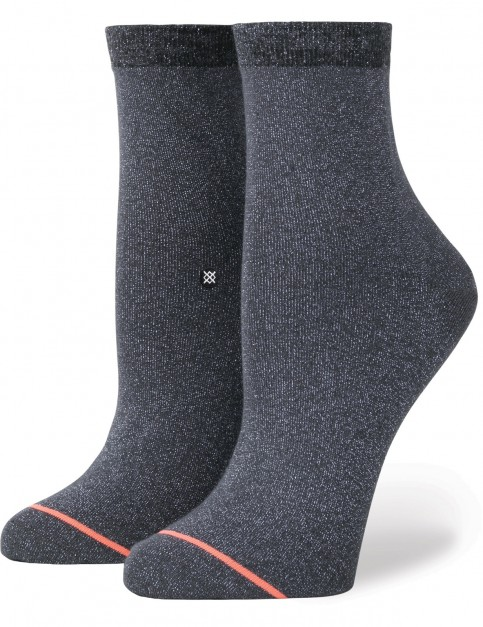 Stance Stardust Crew Socks in Black