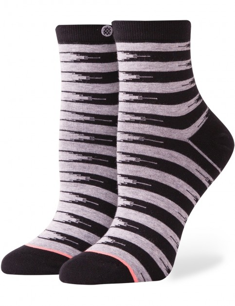 Stance Steadfast Ankle Socks in Black