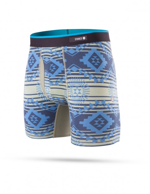 Stance Sun Burst Underwear in Green