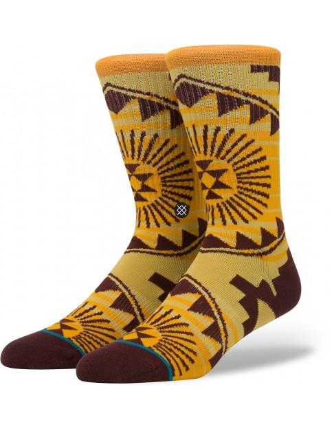 Stance Sundrop 2 Socks in Orange