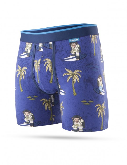 Stance Surf Monkey Underwear in Navy
