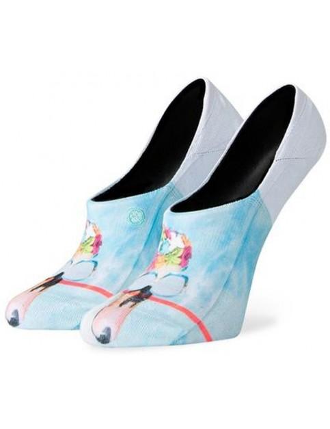 Stance Svetlana No Show Socks in White
