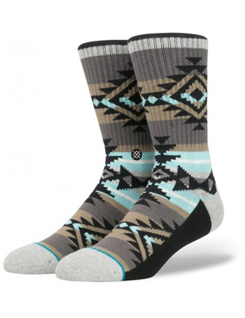 Stance Table Mountain Socks in Black