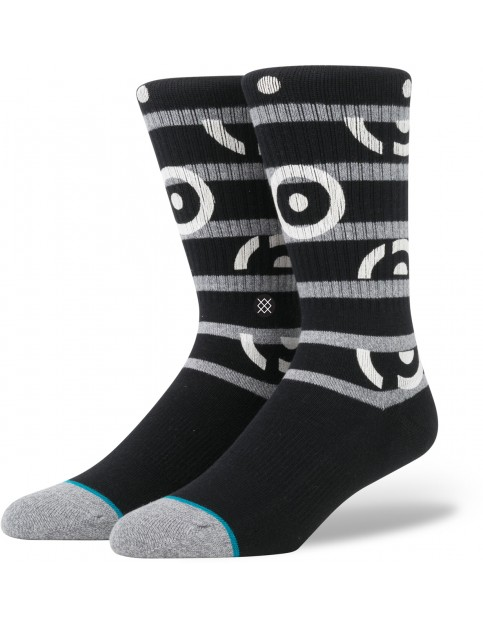 Stance Tactics Socks in Black