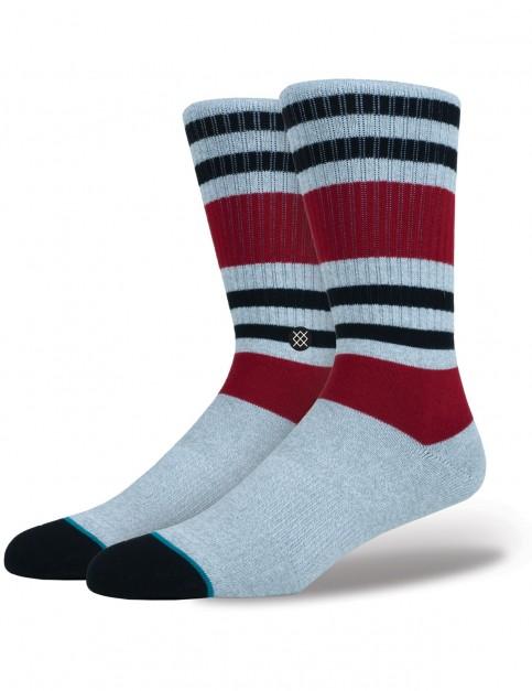 Stance Tailgate Crew Socks in Grey
