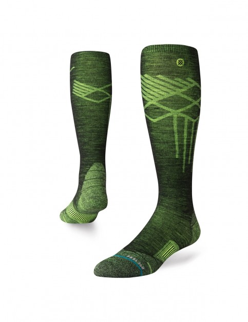 Stance Techtron Snow Socks in Black