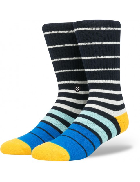 Navy Stance Thermo Socks