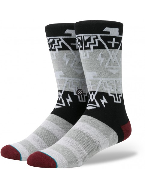 Stance Thunder God 2 Socks in Black