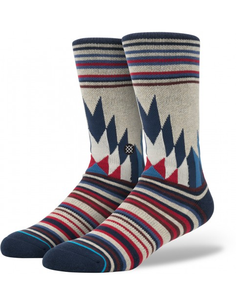 Stance Toledo Socks in Blue