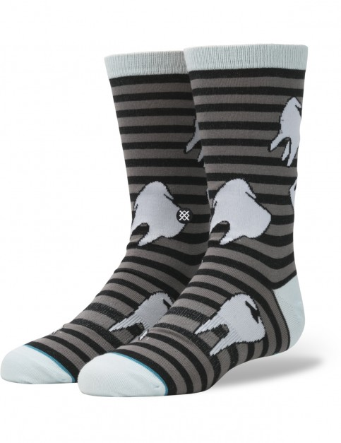 Stance Tooth-Hurty Crew Socks in Black