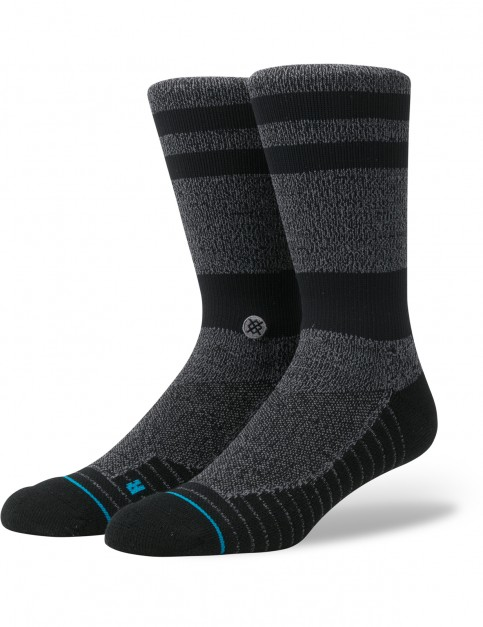 Stance Training Crew Crew Socks in Black