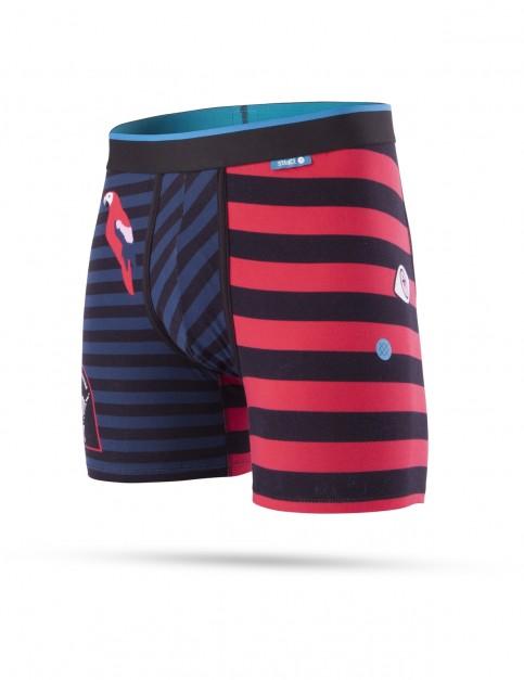 Stance Travel Vibes Underwear in Blue