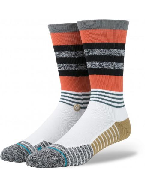 Stance Triot Socks in Orange