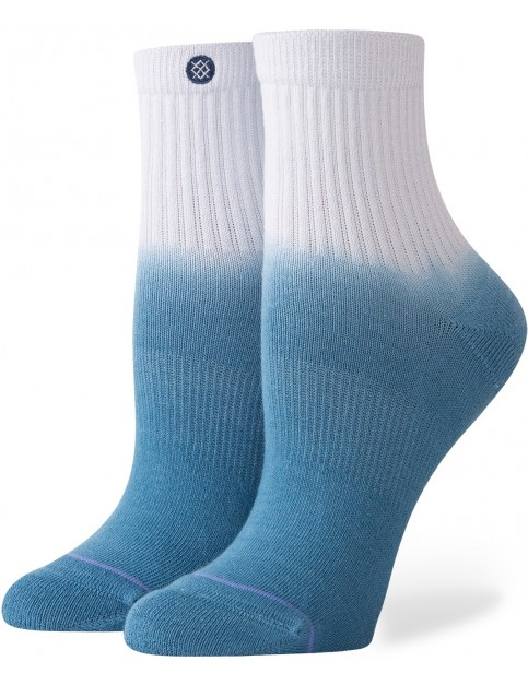 Stance Uncommon Dip Lowrider Ankle Socks in Baby Blue