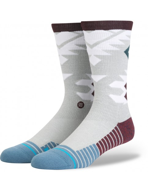 Stance Uncommon Socks in Grey