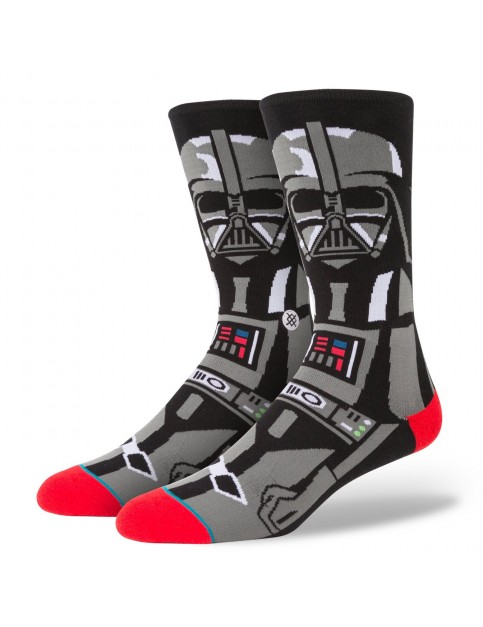 Stance Star Wars Vader Socks in Black